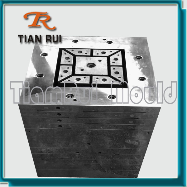 PVC WPC square wood mould