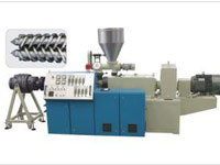 Wood Plate Extrusion Line
